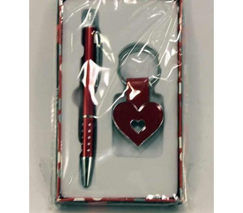 Наборы подарочные, ручки, брелоки