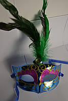 Карнавальная маска №6