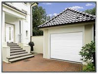 Ворота гаражные секционные RenoMatic Decograin Hоrmann (Германия) 2750х2125