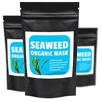 Коллагеновая маска из семян морских водорослей Seaweed Organic Mask, фото 1