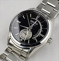 Часы Seiko Presage SSA305J1 Automatic 4R57 Power Reserve, фото 1
