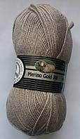 Madame Tricote Merino Gold 200 № 010 кофе с молоком