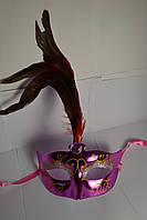 Карнавальная маска №7