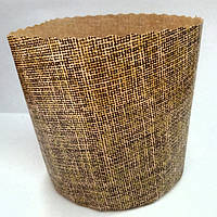 Бумажные формы для выпечки куличей Италия 110*85 и 90*85 6 шт