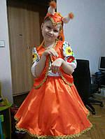 Костюм детский Белочка - Лисичка , от 6 до 9 лет Киев, Оболонь