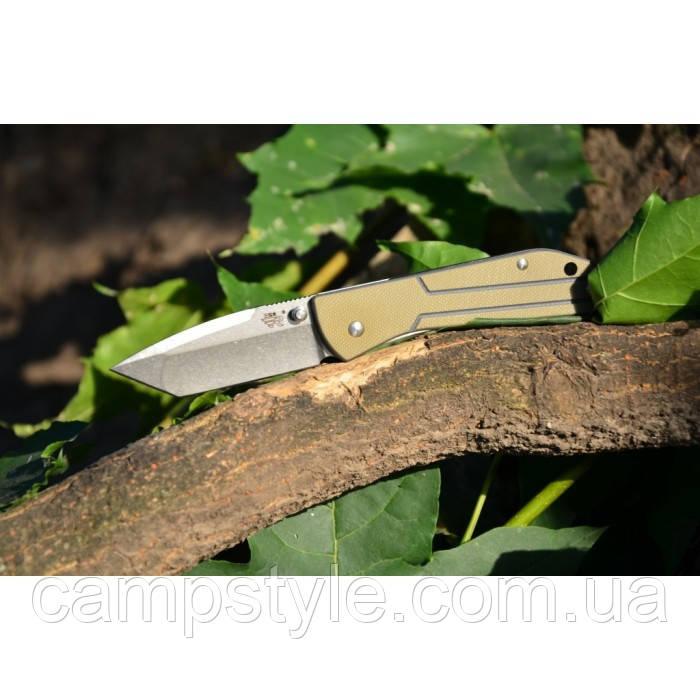 Нож Sanrenmu 7071LTF-GVK