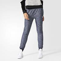 Хлопковые женские брюки Adidas Trefoil BK6072 - 2017