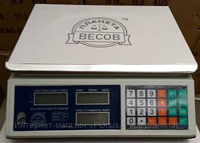 Весы торговые электронные Планета Весов ПВП-769 40 кг