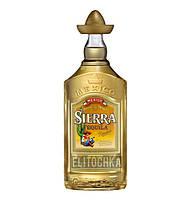 Текила SIERRA REPOS 38% 0.04L