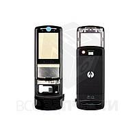 Корпус для мобильного телефона Motorola Z6, черный, high-copy