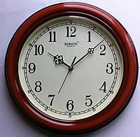 Часы настенные RIKON ИНДИЯ RK-13751tm плавный ход 31см.