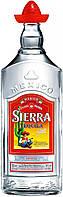 """Текила """"Sierra"""" Silver, 1000 мл """"Сиерра"""" Сильвер"""
