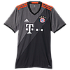 Футбольная форма Бавария Мюнхен, сезон 2016-2017