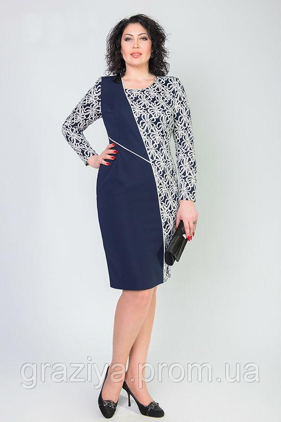 9db43d43b3e Нарядные женские платья больших размеров - оптово - розничный интернет -  магазин