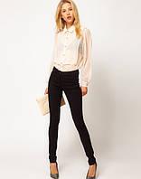 Шифоновые блузки: с чем носить. 5 стильных образов