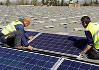 Комплекты креплений AeroFix для строительства солнечной электростанции