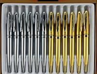 Ручка подарочная ВР951 S/G золото, серебро, 12шт/уп