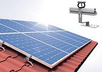 Комплекты креплений TopFix для строительства солнечной электростанции