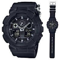 Мужские часы Casio G-SHOCK GA-100BBN-1AER оригинал