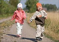 Как правильно одевать детей весной. Памятка от УКРТРИКОТАЖ.