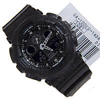 Мужские часы Casio G-SHOCK GA-100CG-1AER оригинал