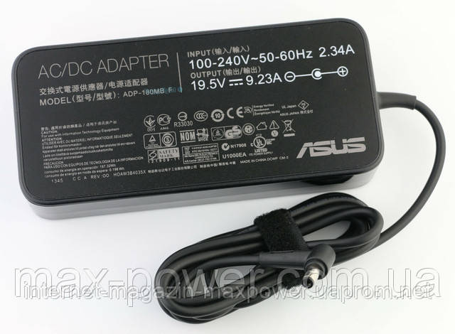 Зарядное устройство зарядка блок питания для ноутбука ASUS G750JX-T4070H