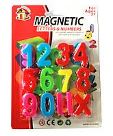Набор цифр на магнитах