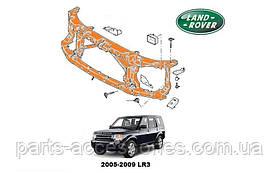 Land Rover Discovery III 3 LR3 2005-2009 панель передняя Новая Оригинальная