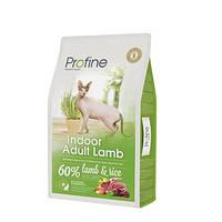 Profine Cat Indoor Adult Lamb - корм для кошек, 10 кг, Харьков, Киев, Херсон, Николаев