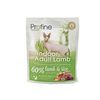 Profine Cat Indoor Adult Lamb - корм для кошек, 300 г, Харьков, Киев, Херсон, Николаев