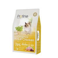 Сухой корм Profine Cat Original Adult Chicken для взрослых кошек с курицей, 10 кг