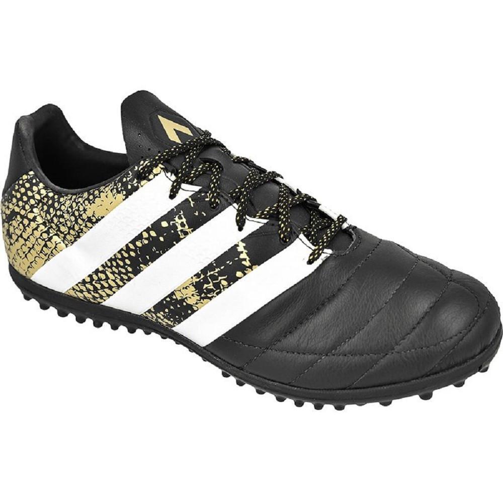 Сороконожки Adidas ACE 16.3 TF J Leather AQ2068