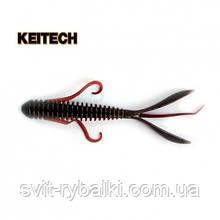 """Силиконовая приманка  Keitech Hog Impact 4"""" 006 Cola"""