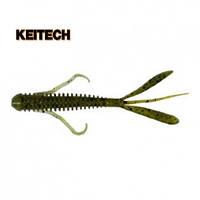 """Силиконовая приманка   Keitech Hog Impact 4"""" 102 Watermelon PP."""