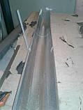 Желоб Водосточный диаметр 130. Толщина 0,4. Оцинкованый. Длина 1,25 метра., фото 2