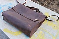 Кожаная сумка ручной работы Франц