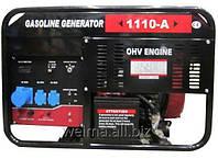 Бензиновый генератор Weima WM1110-A, ATS, 9,5Квт, 1фаза, двиг.WM2V78F-20л.с.