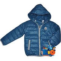 """Весенняя стеганая куртка """"Spring Sport Wear"""" , для мальчика (рост 116-140 см)"""