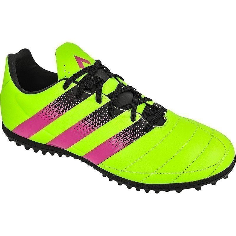 Сороконожки Adidas ACE 16.3 TF Leather AQ2063 40 2/3р