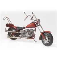 Мотоцикл, металл., 28*9*16 см