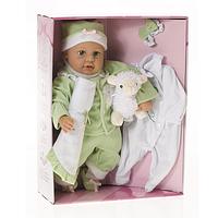 Кукла виниловая Малыш 40 см с аксессуарами