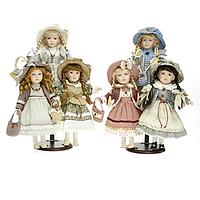 Кукла фарфоровая 40 см (6 видов)