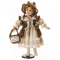 Кукла виниловая Имке 55 см, коллекционная