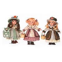 Кукла фарфоровая 30 см (6 видов)