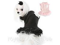 Платье Puppy Angel PA-DR137 Pearly Rose Chic вязаное для собак, фото 1