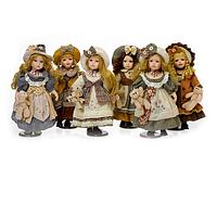 Кукла фарфоровая 50 см (6 видов)