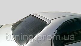 Спойлер заднего стекла Chevrolet Aveo T250 2006-2011
