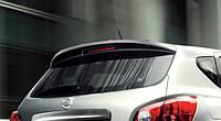 Спойлер заднего стекла Nissan Qashqai 2006-2014