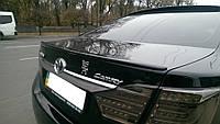 Спойлер крышки багажника Toyota Camry V50 2011+