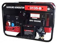 Бензиновый генератор WeimaWM3135-B, 9,5Квт, 3 фазы, двиг.WM2V78F-20л.с.